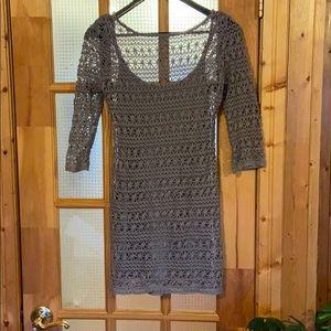 Dolce Vita, crochet dress, size S